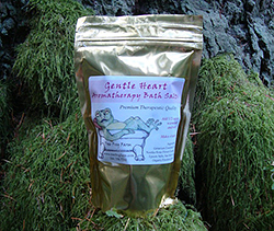 Gentle Heart Aromatherapy Flower Essence Bath Salts