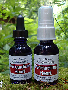 Pericardium Heart Organ Energy Meridian Essence Blend