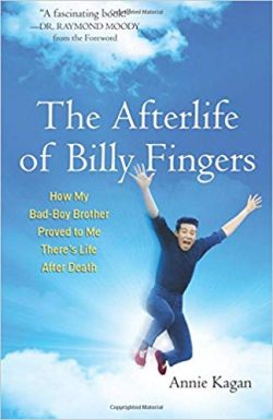 The Afterlife of Billy Fingers book cover
