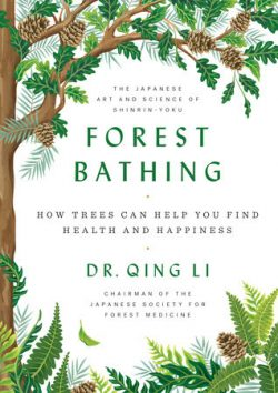 forest bathing book
